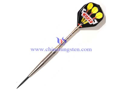 Tungsten Copper Dart Picture